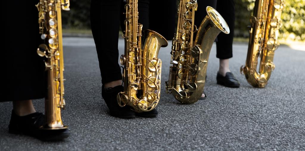 Saxofon spielen lernen